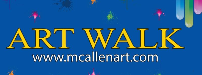 Walk on over to Art Walk at the McAllen Creative Incubator